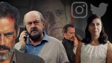 Descubre cómo viven los protagonistas de 'Matadero' la serie a través de las redes sociales