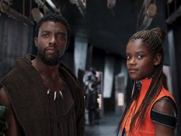 Protagonistas de Black Panther