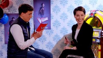 ¿Adivinarán Soraya Arnelas y Xuso Jones los títulos de las canciones de los coaches y asesores de 'La Voz'?