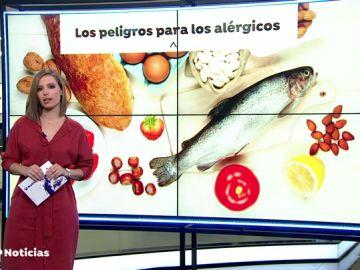 Las intolerancias alimentarias y alergias: un verdadero problema para quien las padece