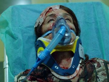 """Salvador, preocupado por Teresa: """"¿Se va a morir?"""""""