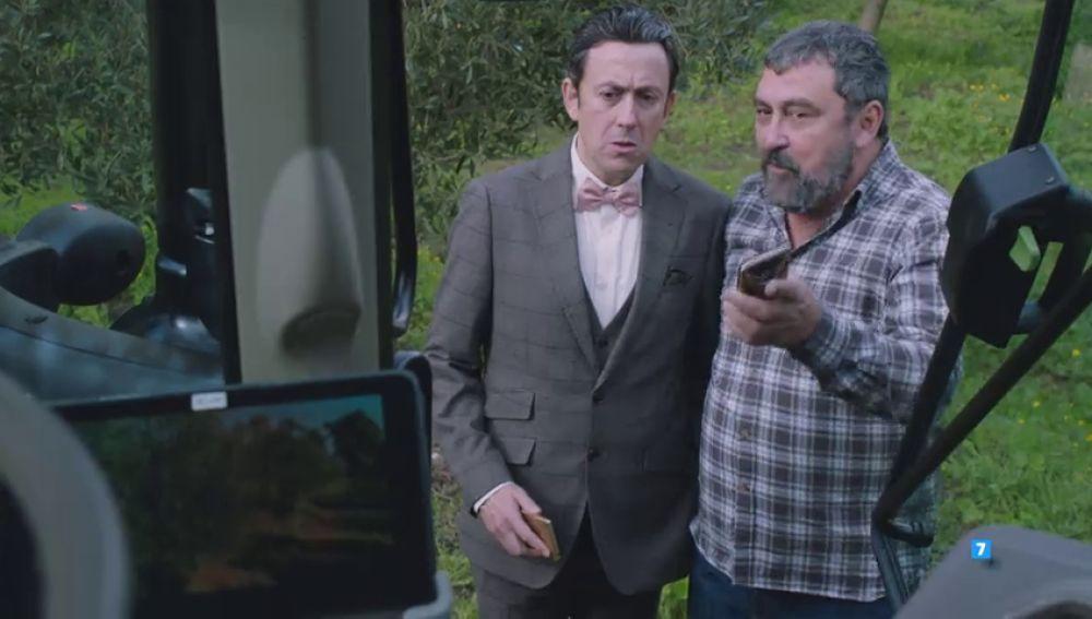 Paco Tous llega a 'Allí Abajo': descubre a Epi, su personaje