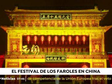 FESTIVAL DE LOS FAROLES