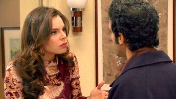 María hiere a Ignacio reprochándole su obsesión por Joselito
