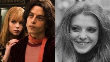 Lucy Boynton, Rami Malek y Mary Austin