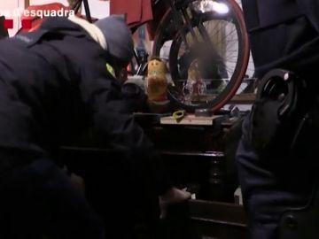 Operación contra el tráfico de cocaína y marihuana en cuatro poblaciones de Girona