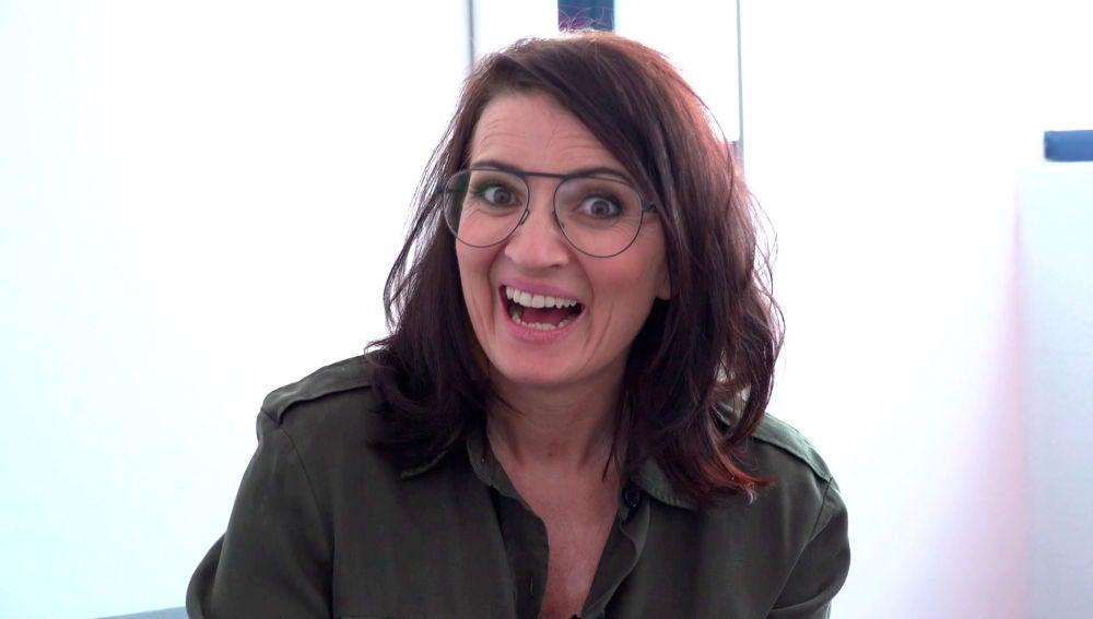 El deseo de Silvia Abril para el 'Juego de juegos' de este viernes