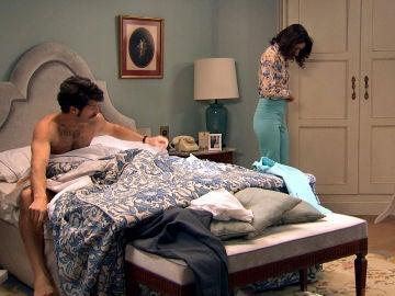 Tras su noche de pasión, ¿habrán pasado página Carolina y Carlos?
