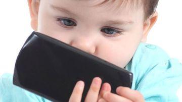 Niños menores smartphones