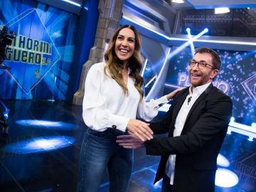 Mónica Naranjo se convierte en invitada Platino de 'El Hormiguero 3.0'
