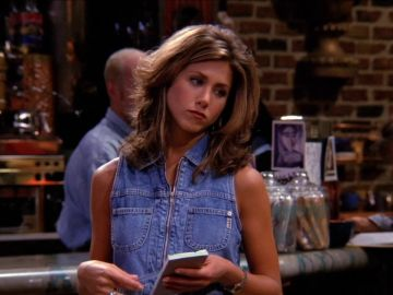 Jennifer Aniston como Rachel Green en 'Friends'