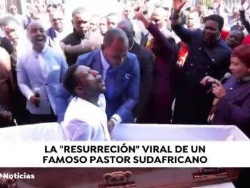 #ResurrectionChallenge, el nuevo desafío viral que se burla del pastor que dice haber resucitado a un muerto