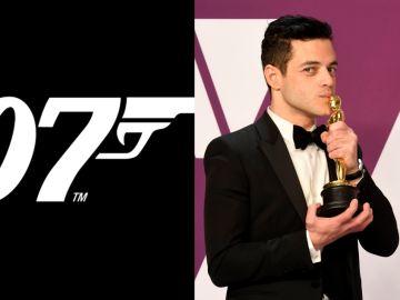 Rami Malek podría estar en el reparto de 'Bond 25'