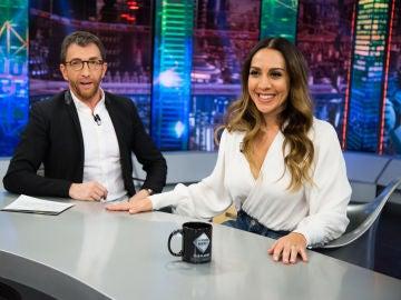 Mónica Naranjo y Pablo Motos desvelan en 'El Hormiguero 3.0' sus desastres sexuales en la cama