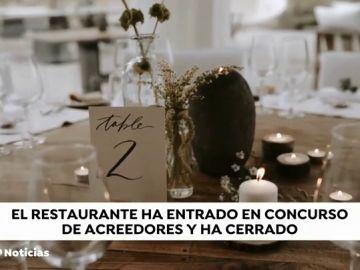 REEMPLAZO Un restaurante de Bilbao deja sin bodas ni comuniones a 20 familias