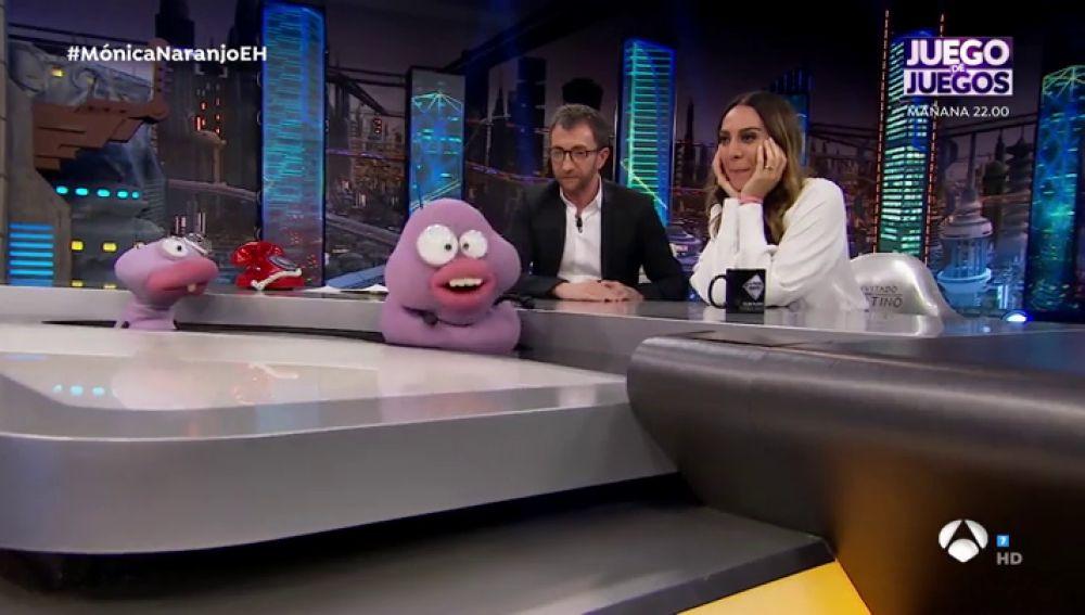 Trancas y Petancas ponen a prueba a Mónica Naranjo con 'La Naranjo mecánica'