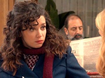 """Amelia, decepcionada con Luisita: """"Si sigues así, se acabó vivir juntas"""""""