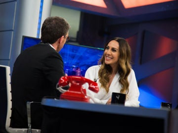 """Mónica Naranjo y Pablo Motos revelan sus excentricidades en 'El Hormiguero 3.0': """"Si la gente supiera muchas cosas, pensaría que estoy loca"""""""