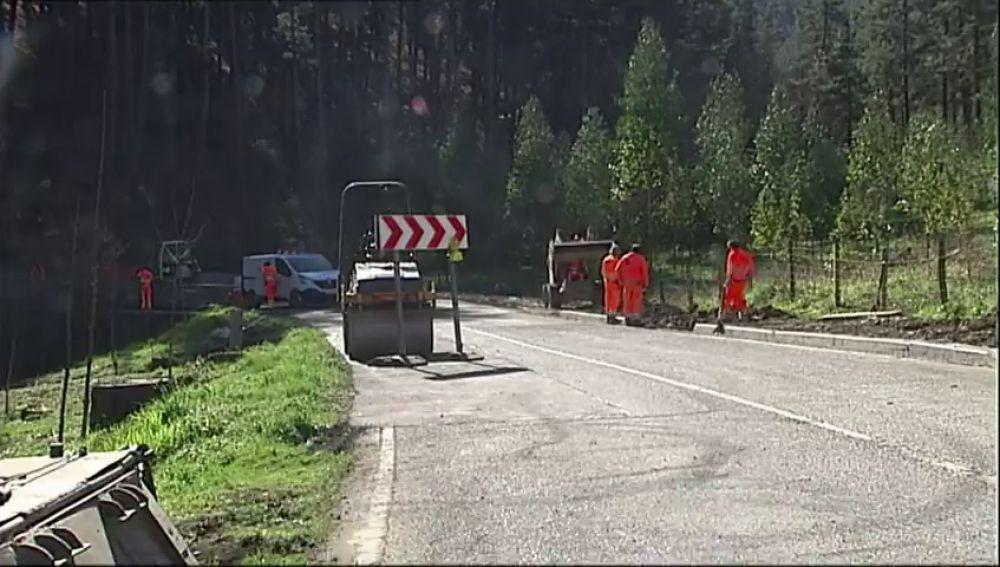 200.000 euros de indemnización por la muerte de un ciclista a causa de una grieta