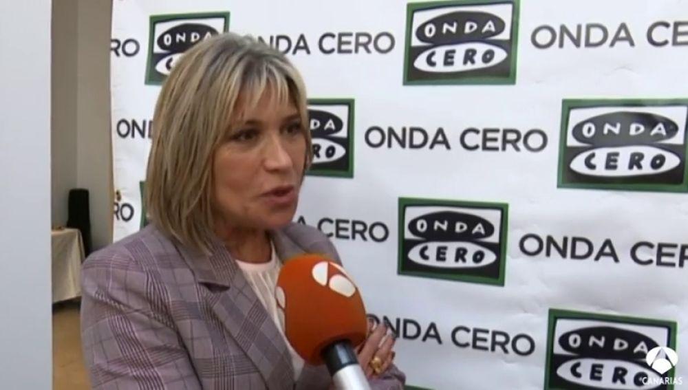 Julia Otero repasa la actualidad de España desde Maspalomas