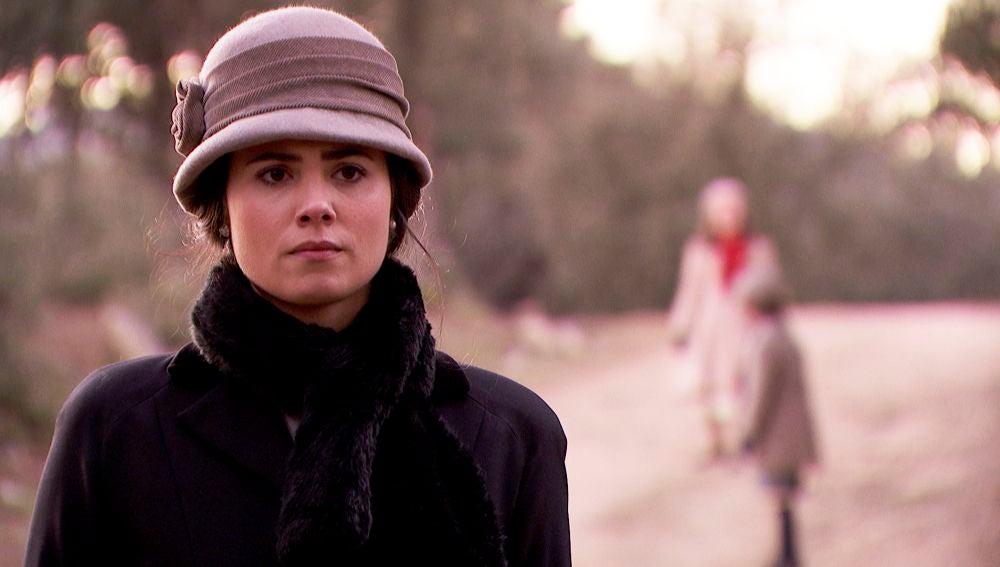¿Acompañará Roberto a María en su huida de Puente Viejo?