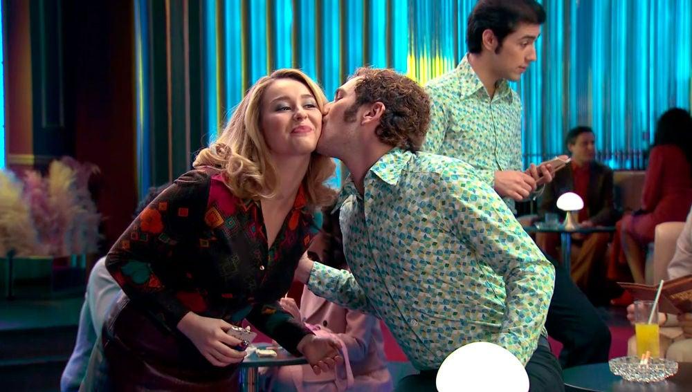 La sospechosa relación de Luisita y Miguel