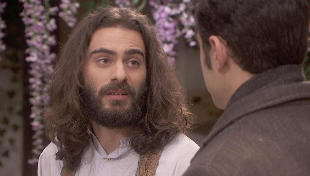 """Isaac se rinde con Antolina: """"Seremos una más de esas parejas desgraciadas"""""""