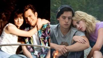 Actores de 'Sensación de vivir' y 'Riverdale'