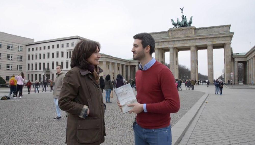 'La sospecha de Sofía', la nueva novela de Paloma Sánchez-Garnica ambientada en la época del muro de Berlín
