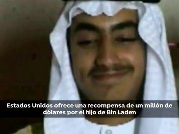 Estados Unidos ofrece una recompensa de un millón de dólares por el hijo de Bin Laden
