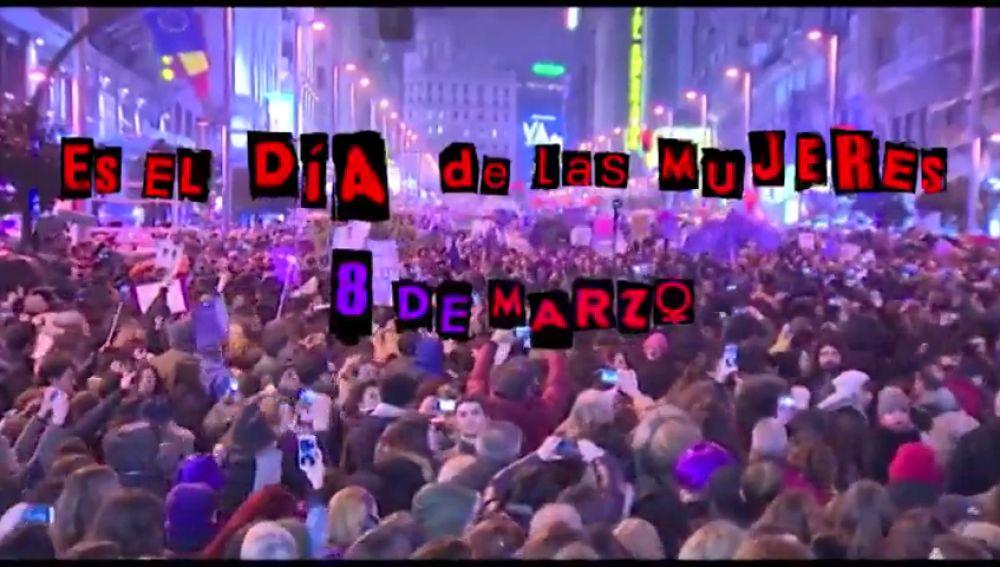 El Gobierno lanza en redes sociales el video #TiempodeMujeres