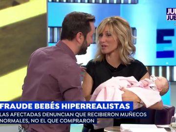 Susanna Griso, presdentadora de 'Espejo Público'