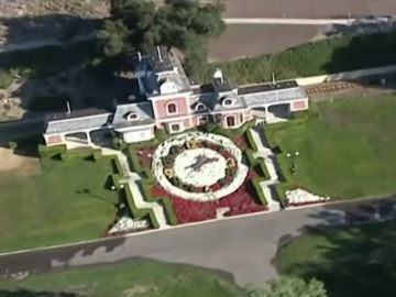 El emblemático rancho de Michael Jackson vuelve a estar a la venta