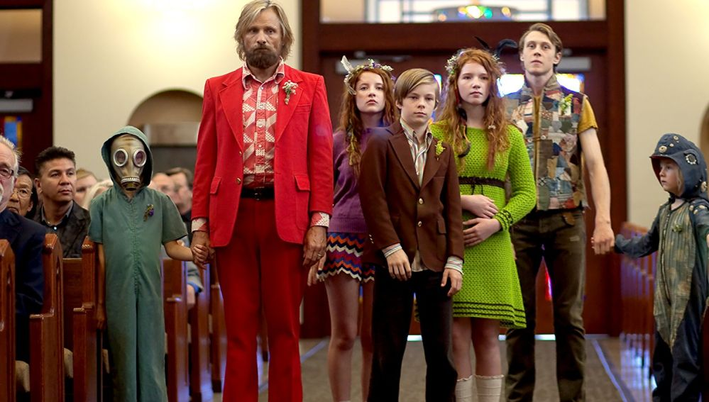 'Captain Fantastic'