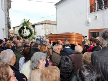 Último adiós a José Pinto
