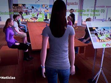 La realidad virtual salta de los videojuegos a la oficina