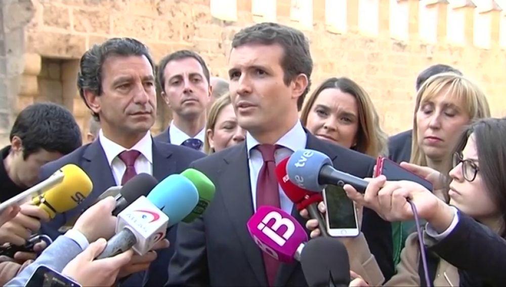 """Casado acusa a Sánchez de hacer un """"uso electoralista"""" de las instituciones con sus decretos: """"Es de república bananera"""""""