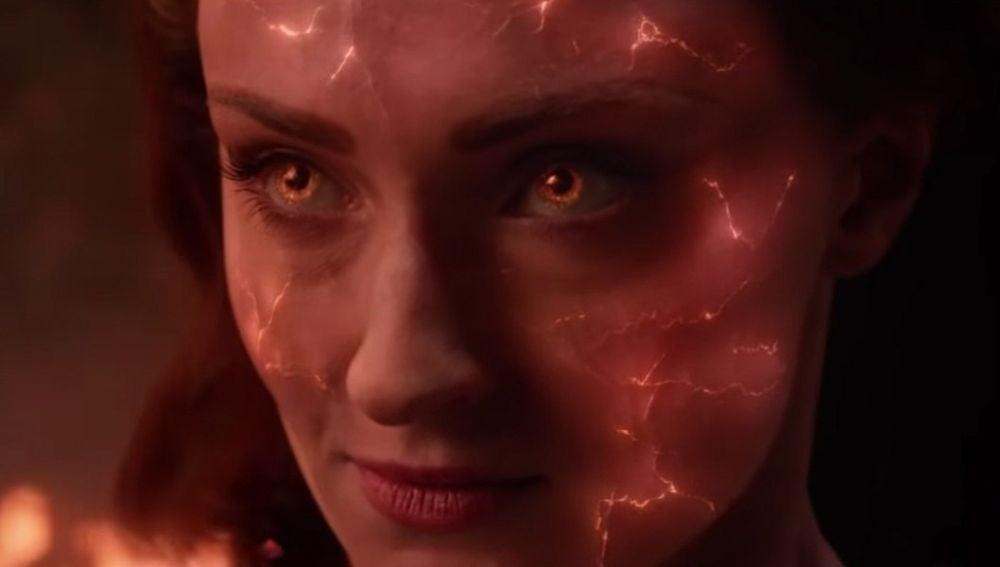 Sophie Turner en 'X-Men: Dark Phoenix'