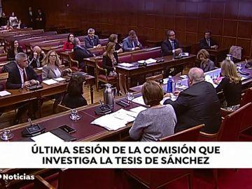 """EL PP quiere dejar en el Senado """"evidencia documental"""" sobre el plagio de la tesis de Pedro Sánchez"""