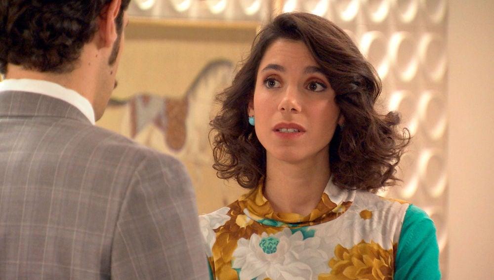 """Carolina a Carlos: """"¿Natalia está fuera de tu corazón?"""""""