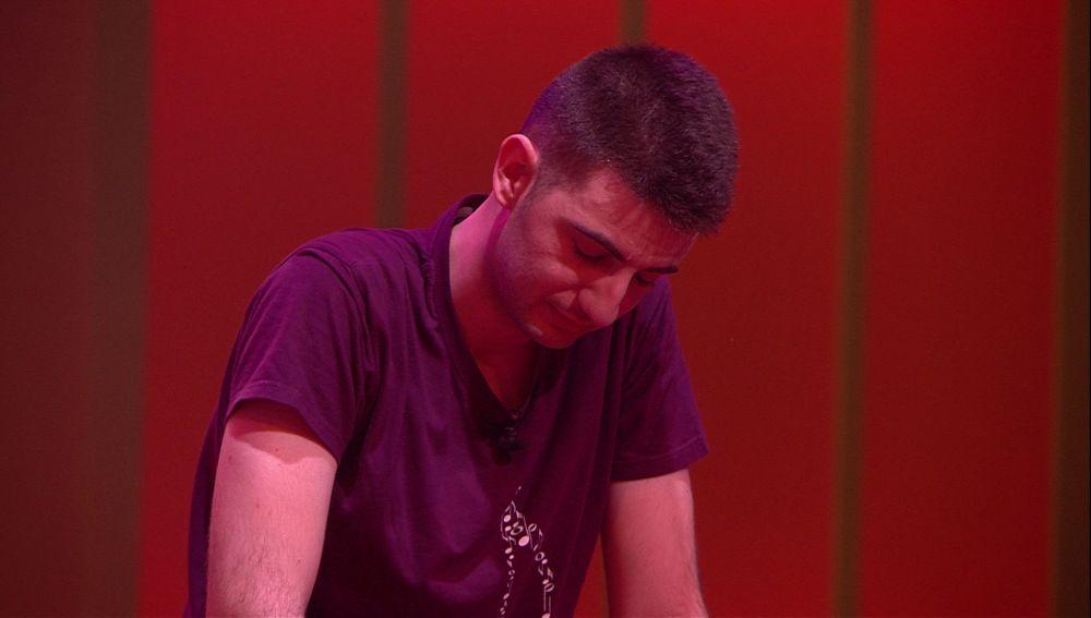 Las náuseas hacen que José esté a punto de abandonar 'Mareo a dos'