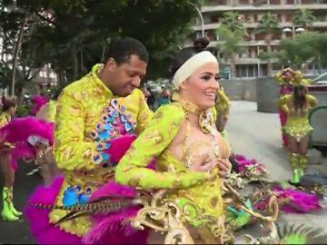 Las Palmas eligen a su reina del Carnaval