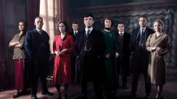 Imagen de la cuarta temporada de 'Peaky Blinders'