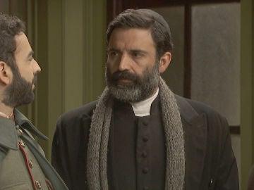 Carmelo y Don Berengario, a punto de ser pillados por las autoridades