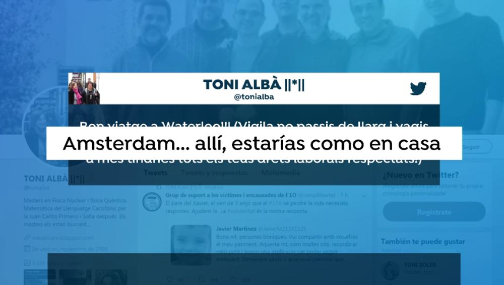 TV3 prescinde de Toni Albà por insultar a Inés Arrimada
