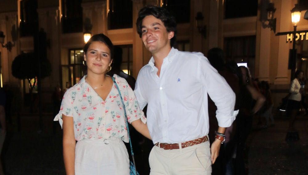 Tana Rivera y Curro Soriano