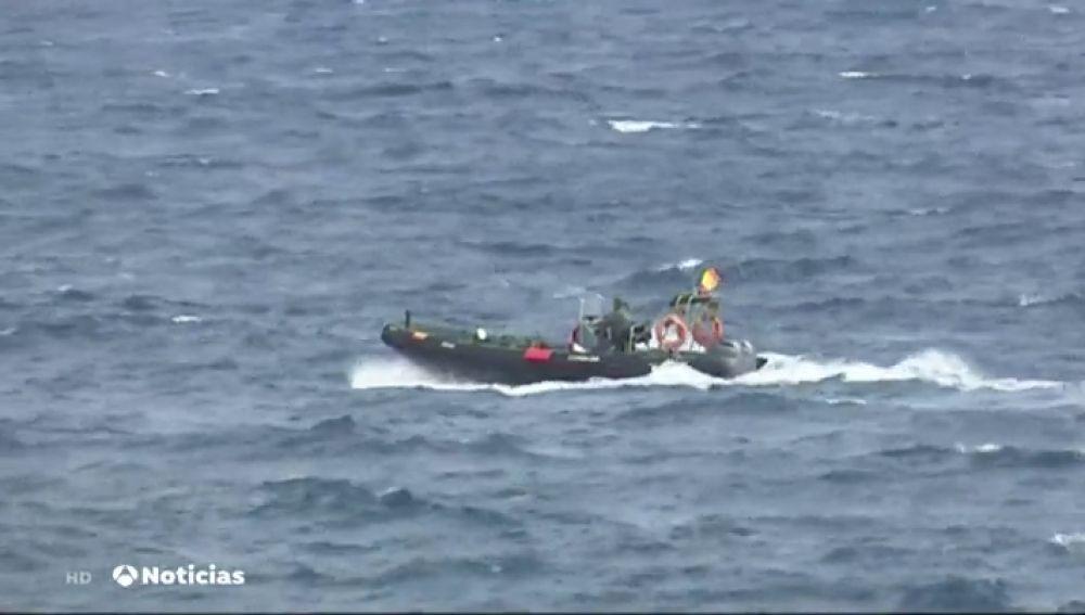 Encuentran un cadáver al sur de Tenerife que se correspondería con el del pescador desaparecido