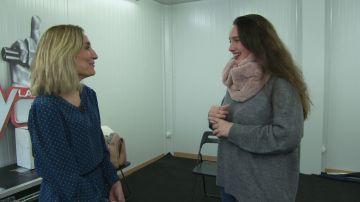 """La vocal coach Stella Franti ayuda a Auba Murillo con su inseguridad: """"Tengo miedo a no estar a la altura, siempre me he creído inferior a los demá"""