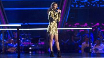 VÍDEO: Susana Montaña canta 'Almost is never enough' en los Asaltos de 'La Voz'