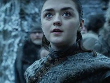 Arya Stark en la última temporada de 'Juego de Tronos'